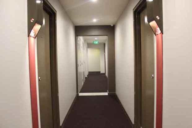 Innenansicht vom Hostel in Melbourne