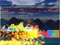 """Tetris Unlimited"" ist ein Tetris-Klon mit toller Grafik."