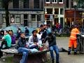 Amsterdam - Menschen