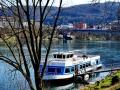 Bad Säckingen - Fahrgastschiff Trompeter