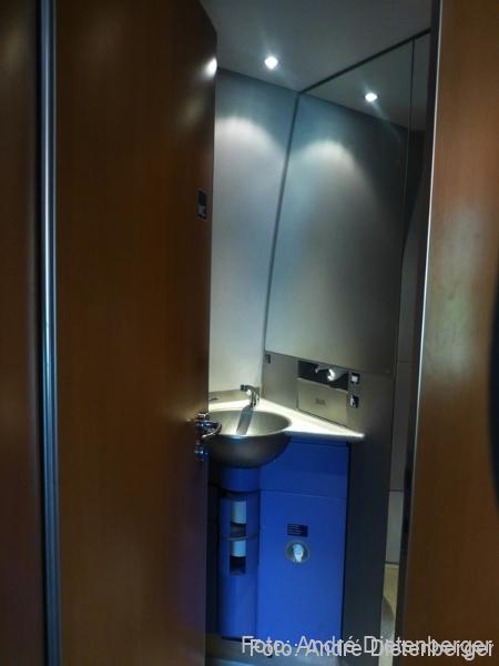 ICE Toilette