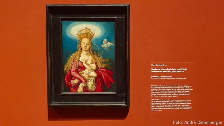 Maria als Himmelskönigin (1516/1518)