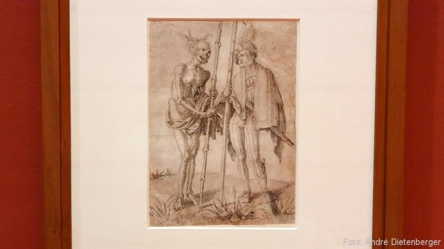 Landsknecht und Tod (1503)