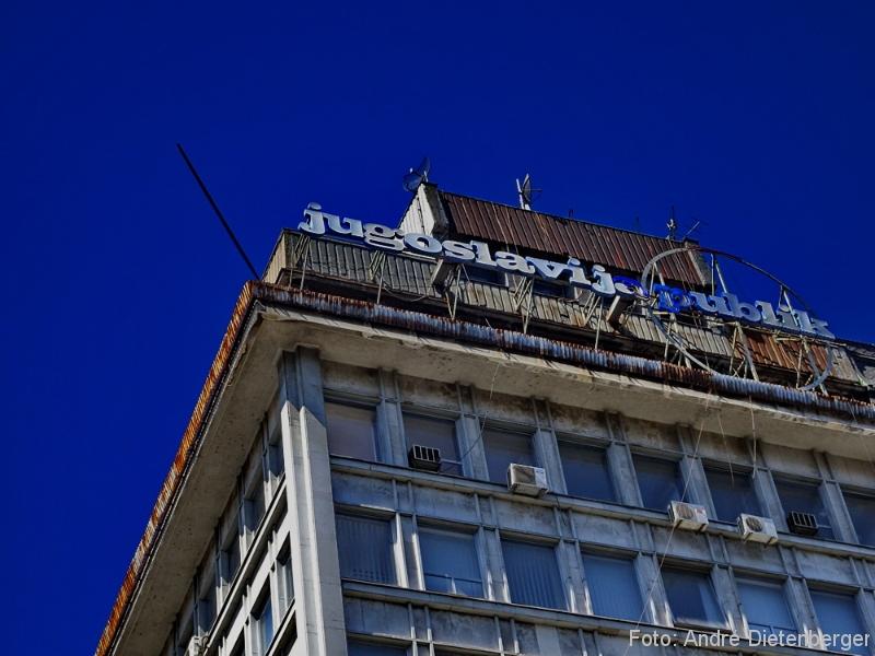 Belgrad - Jugoslavia