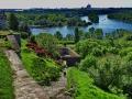 Belgrad - Festung Kalemegdan mit Save und Donau