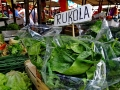 Belgrad - Skadarlija Markt Gemüse