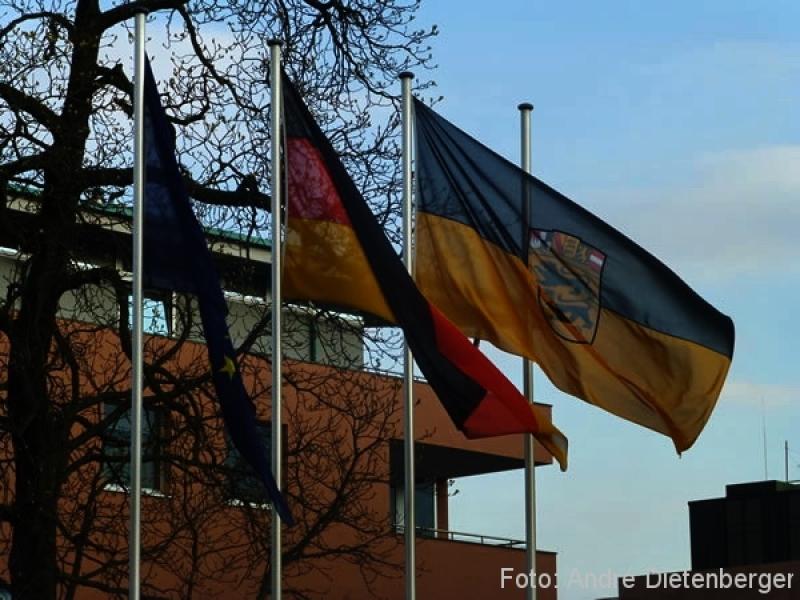 LV BW - Flaggen