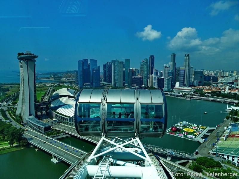 Singapore - Singapore flyer