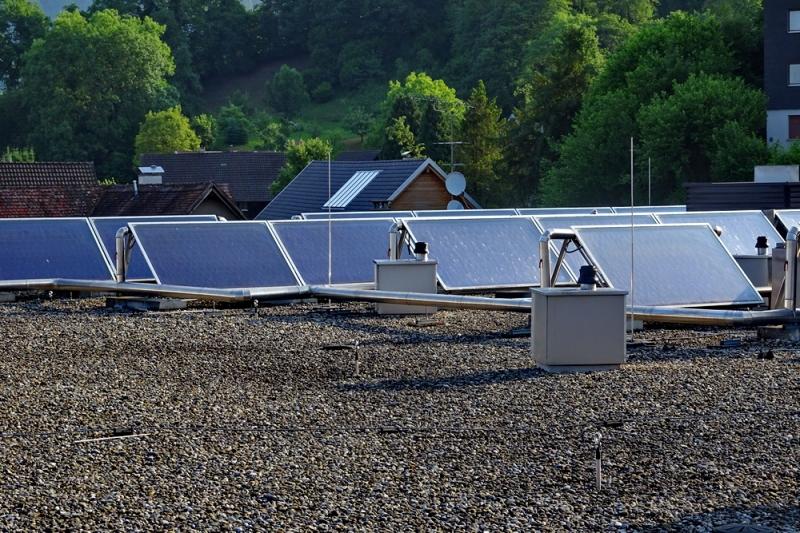 Hotel Sternen - Photovoltaikanlage