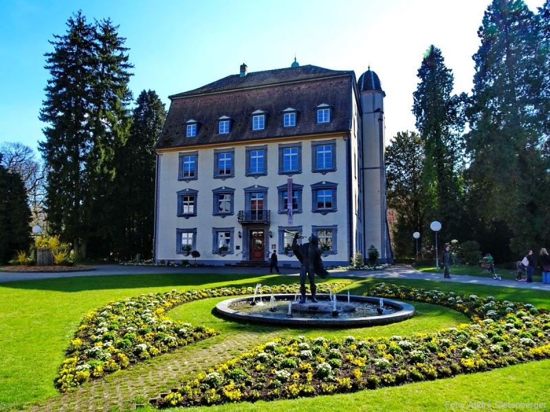 Bad Säckingen - Schlosspark