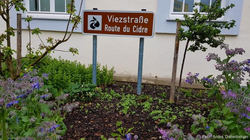 Viezstraße, Route du Cidre