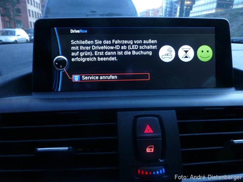 DriveNow Berlin abgemeldet