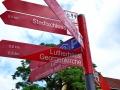 Eisenach - Wegweiser