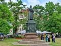 Eisenach - Lutherdenkmal
