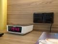 Bonn Marriott - Steckdosen am Bett