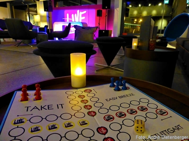 Aloft Stuttgart - Lounge - Spiele