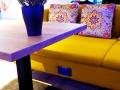 Novotel Arnulfpark - Lounge, Steckdosen