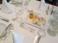 Steigenberger - Restaurant Tisch
