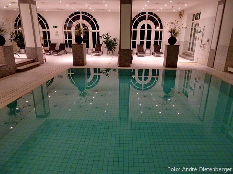 Grandhotel Petersberg - Wellness