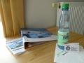 Jugendherberge Bremen - Wasser und Gutschein