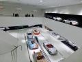 Porsche Museum Ausstellungsfläche