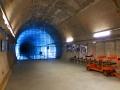 Tunnelrückbau Dokumentationsstätte Regierungsbunker