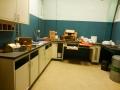 Dokumentationsstätte Regierungsbunker kleine Küche
