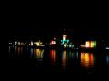 Rhein in Flammen - Beleuchtung am Ufer