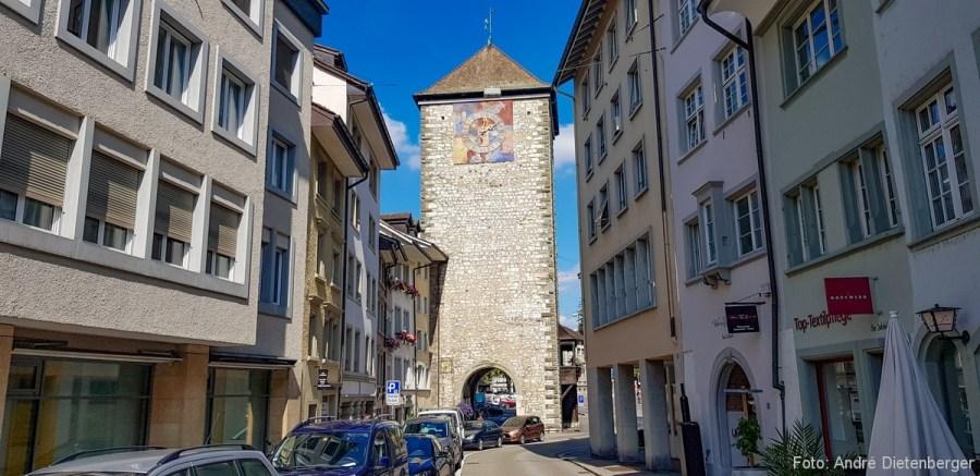 Schaffhausen - Schwabentor