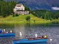 St. Moritz - Hotel Waldhaus am See