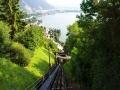 Montreux - Standseilbahn Territet Glion
