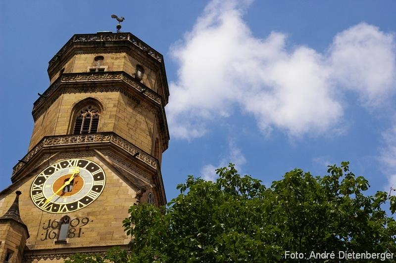 Stuttgart - Stiftskirche