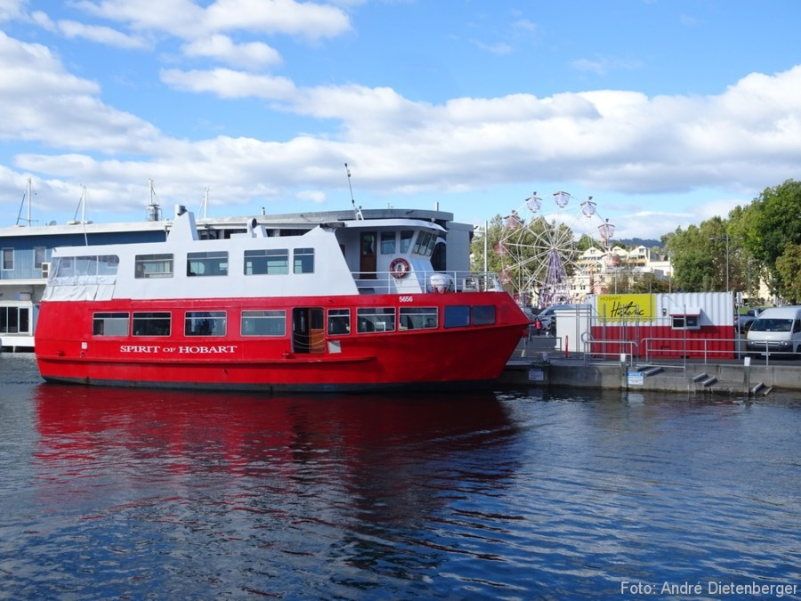 Hobart - Spirit Of Tasmania