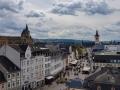 Porta Nigra, Blick über Trier