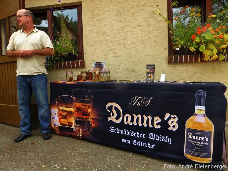 Whisky Walk - Destillerie Bellerhof, Thomas Dannenmann