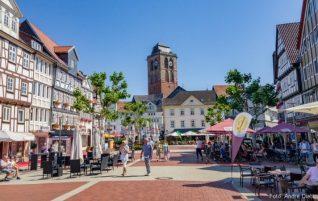 Bad Hersfeld – Kleinstadt mit Charme