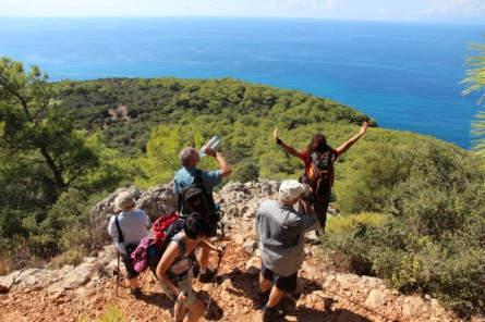 Pisilis-Sarigerme-Asi İskelesi Koyu-Mergenli'