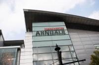 Senter nummer to, men mer sentralt: Arndale Centre midt i sentrum av Manchester.