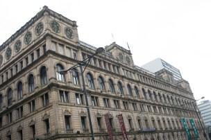 En gang et flott hotell, men Hotel Britannia på Portland Street bør nok oppgraderes snart.