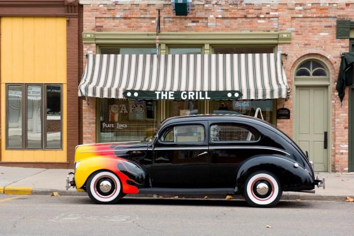 Palms Grill Cafe, Atlanta, Illinois, Route 66