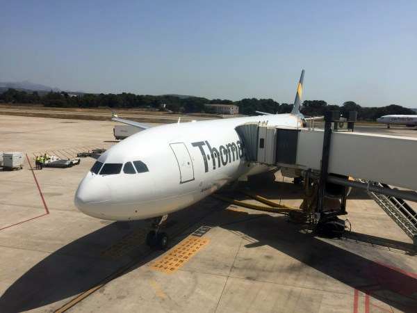 Charterferie - Thomas Cook