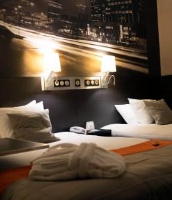 14: Ukens hotell – Mercure Warszawa Centrum