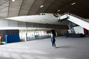 Concorde, Manchester
