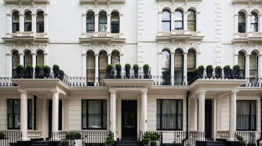 5: Ukens hotell – London House Hotel i London