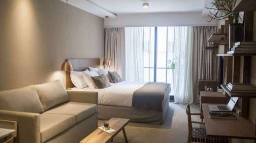 10: Ukens hotell – AQ Tailored Suites i Buenos Aires