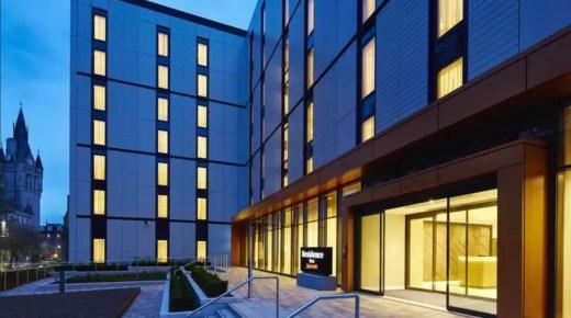11: Ukens hotell – Residence Inn by Marriott i Aberdeen