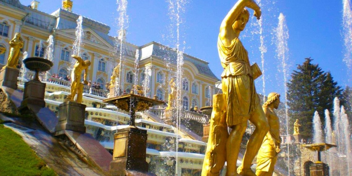 Reisebüro Leurs in Sankt Petersburg