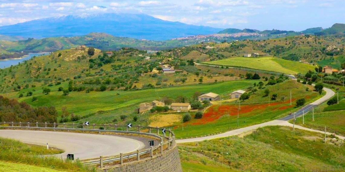 Reisebüro Leurs auf Sizilien