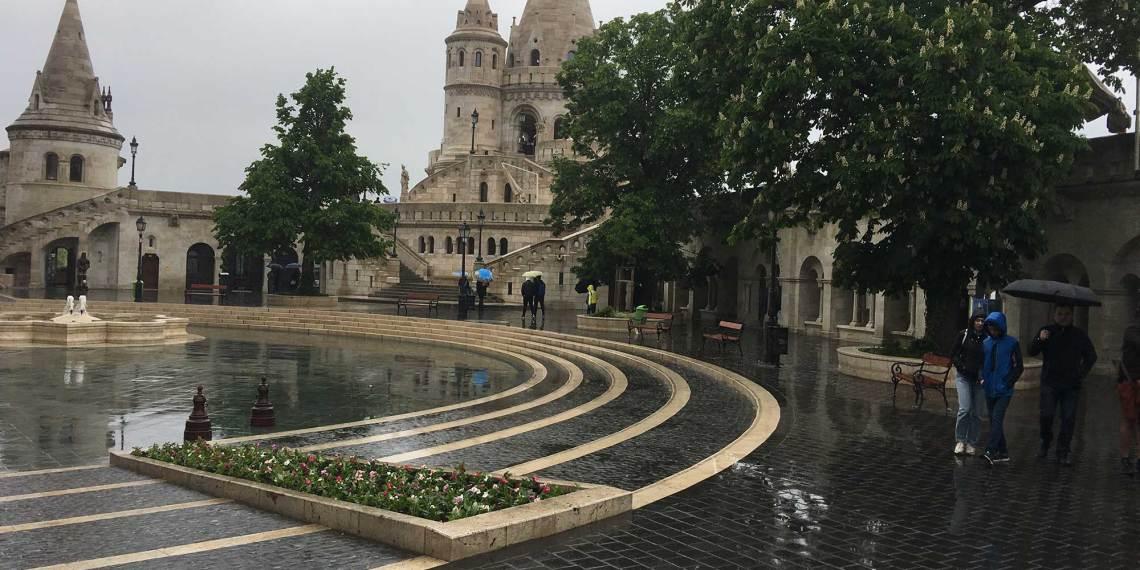 Reisebüro Leurs in Budapest