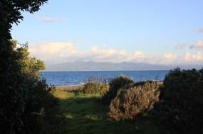 Bick auf die Coromandelhalbinsel